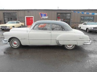 1950 Pontiac Silver Streak -Oregon Showroom Newberg, Oregon 4