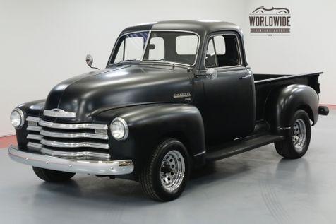 1951 Chevrolet 3100 FIVE WINDOW PICKUP PS PB 350 V8 AUTOMATIC | Denver, CO | Worldwide Vintage Autos in Denver, CO