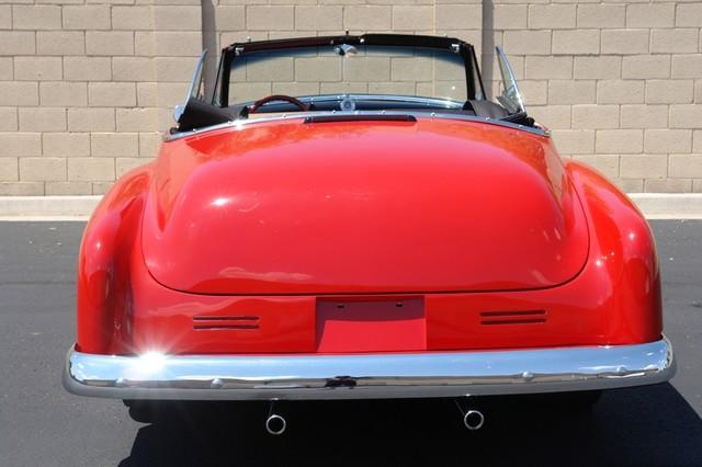 1952 Chevrolet Deluxe  Convertible Phoenix, AZ 23