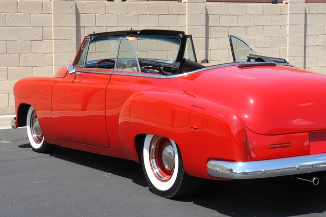 1952 Chevrolet Deluxe  Convertible Phoenix, AZ 25