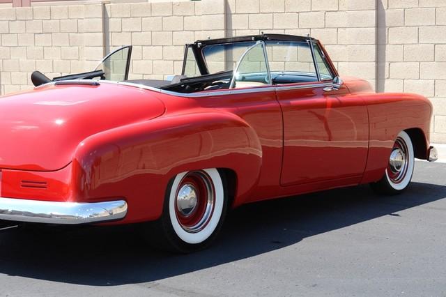 1952 Chevrolet Deluxe  Convertible Phoenix, AZ 26