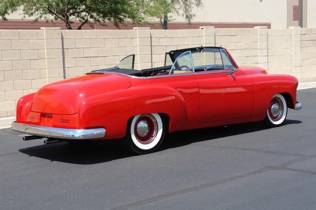 1952 Chevrolet Deluxe  Convertible Phoenix, AZ 5