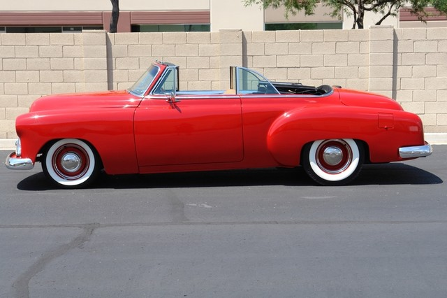 1952 Chevrolet Deluxe  Convertible Phoenix, AZ 7