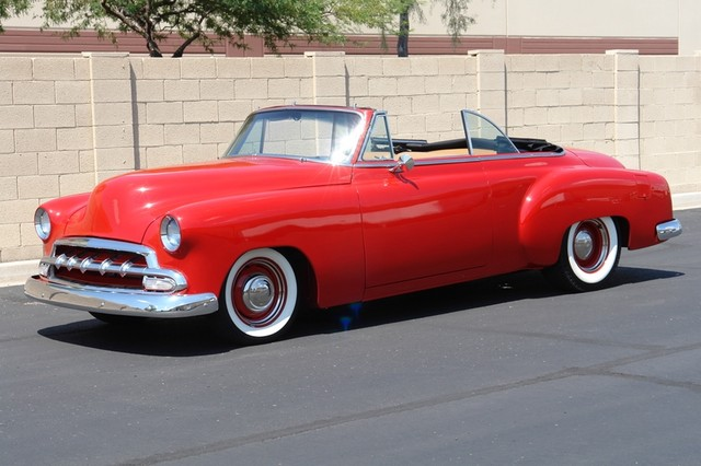 1952 Chevrolet Deluxe  Convertible Phoenix, AZ 8