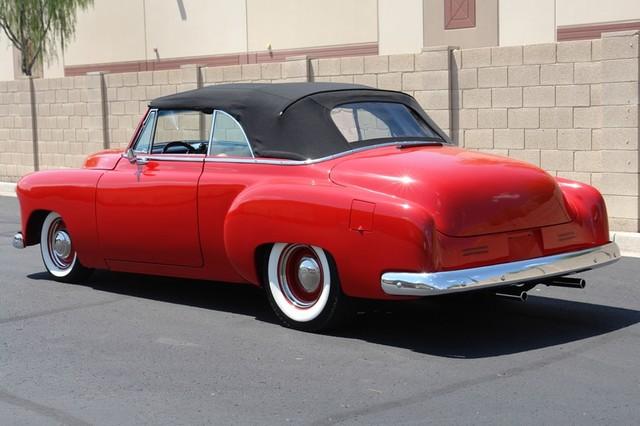 1952 Chevrolet Deluxe  Convertible Phoenix, AZ 9
