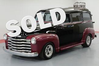 1951 Chevrolet SUBURBAN in Denver CO