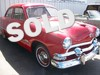 1951 Ford custom 2dr Greenville, Texas