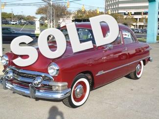 1951 Ford Custom San Antonio, Texas