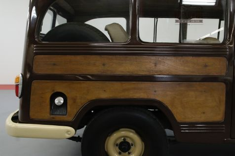 1951 Jeep WILLYS WAGON OVERLAND WAGON 4X4 WOOD GRAIN NICE! | Denver, CO | Worldwide Vintage Autos in Denver, CO