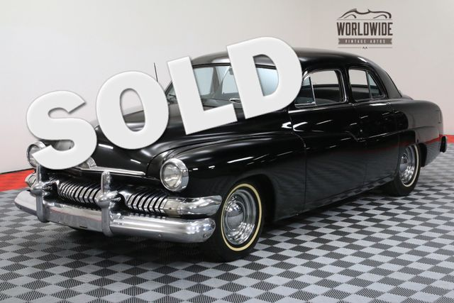 1951 Mercury M74 351 CLEVELAND AUTO LED SLED   Denver, Colorado   Worldwide Vintage Autos