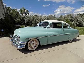 1951 Mercury Monterey 2Dr - Utah Showroom Newberg, Oregon