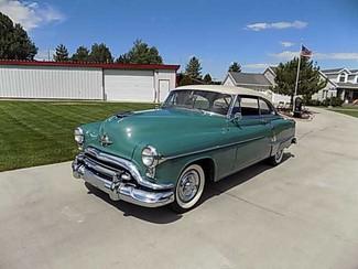 1951 Oldsmobile Super 88 -Utah Showroom Newberg, Oregon