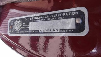 1951 Studebaker Starlite - Utah Showroom Newberg, Oregon 17