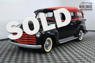 1952 Chevrolet SUBURBAN in Denver Colorado