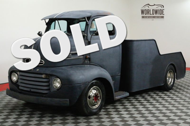 1952 Ford F6 COE 460 V8. MODERN CHASSIS. AUTO ALL STEEL | Denver, CO | WORLDWIDE VINTAGE AUTOS