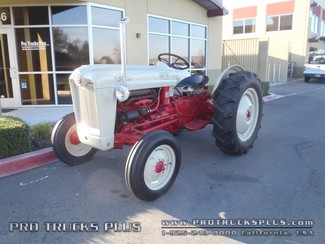 N-9 Jubilee w/ PTO Field Tractor Ford 1952 Come Take a Ride on My Big Red Tractor  in Livermore California