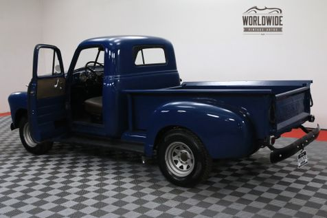 1952 GMC 100  SHORT BED. V8. DISC. RESTORED. EXTRAS! | Denver, Colorado | Worldwide Vintage Autos in Denver, Colorado