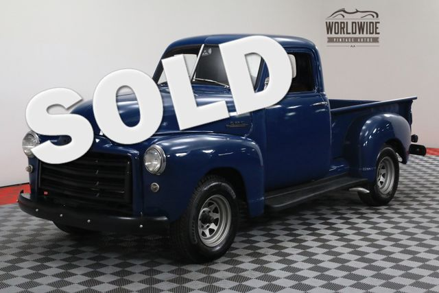 1952 GMC 100  SHORT BED. V8. DISC. RESTORED. EXTRAS! | Denver, Colorado | Worldwide Vintage Autos