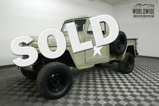 1952 Jeep PICKUP in Denver Colorado