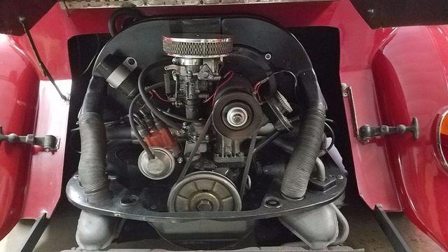 1952 Mgtd Replica DAYTONA MiGi Phoenix, Arizona 4