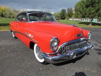 1953 Buick Super - Utah Showroom Newberg, Oregon