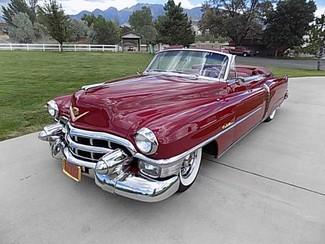 1953 Cadillac Convertible -Utah Showroom Newberg, Oregon
