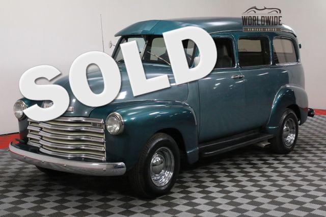 1953 Chevrolet SUBURBAN RARE V8 HOT ROD AC   Denver, Colorado   Worldwide Vintage Autos