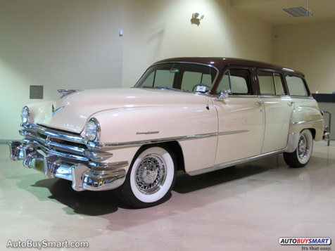 1953 Chrysler Town & Country 4 DOOR WAGON in Las Vegas, NV