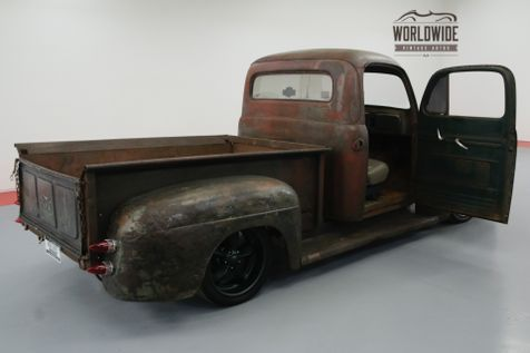 1953 Ford PICKUP RAT ROD. AUTO. PS. PB. DISC. CUSTOM WHEELS. | Denver, CO | Worldwide Vintage Autos in Denver, CO