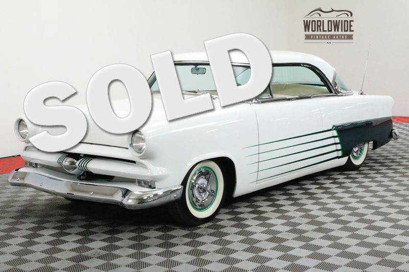 1953 Ford CROWN VICTORIA TRUE 50'S LEAD SLED 239V8 FLATHEAD | Denver, CO | Worldwide Vintage Autos