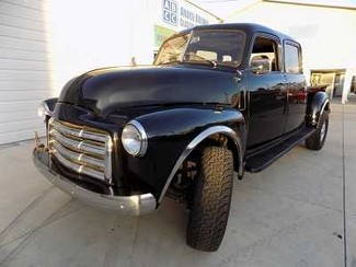 1953 GMC Custom Truck - Utah Showroom Newberg, Oregon