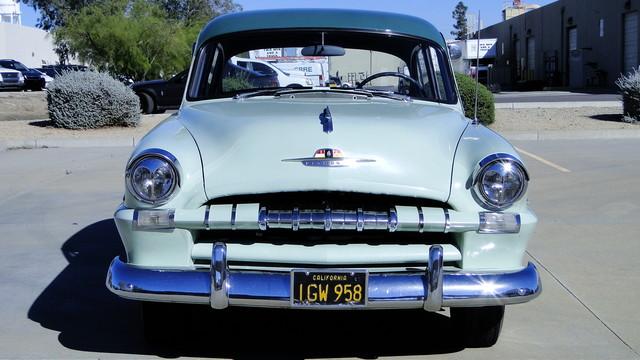 1953 Plymouth CAMBRIDGE 2 DOOR COUPE CLUB COUPE Phoenix, Arizona 10