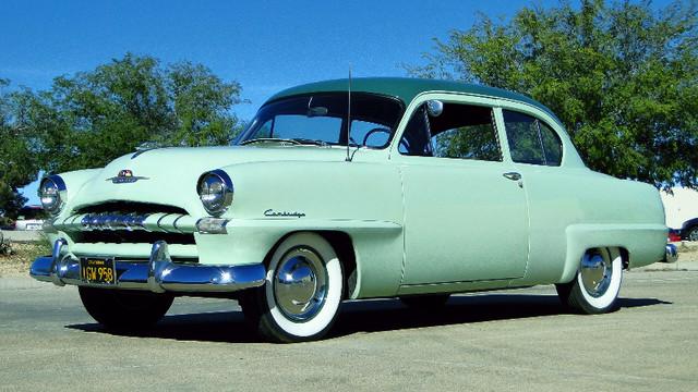 1953 Plymouth CAMBRIDGE 2 DOOR COUPE CLUB COUPE Phoenix, Arizona 5