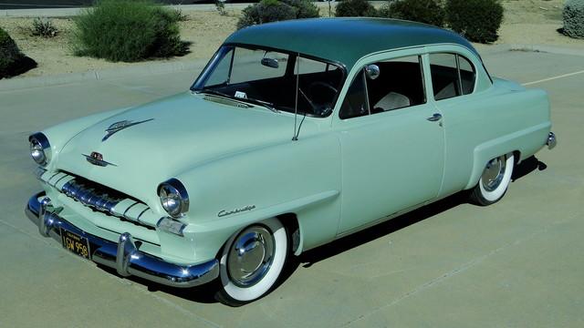 1953 Plymouth CAMBRIDGE 2 DOOR COUPE CLUB COUPE Phoenix, Arizona 15