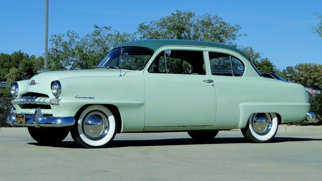 1953 Plymouth CAMBRIDGE 2 DOOR COUPE CLUB COUPE Phoenix, Arizona 31