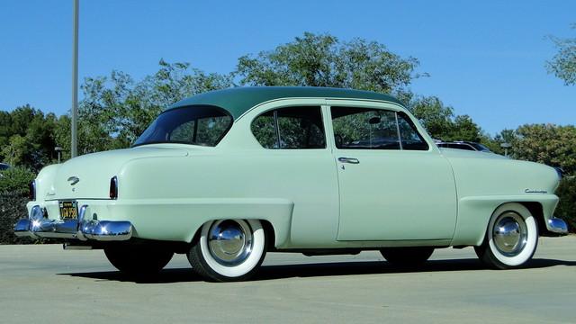 1953 Plymouth CAMBRIDGE 2 DOOR COUPE CLUB COUPE Phoenix, Arizona 1