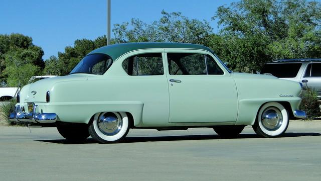 1953 Plymouth CAMBRIDGE 2 DOOR COUPE CLUB COUPE Phoenix, Arizona 19