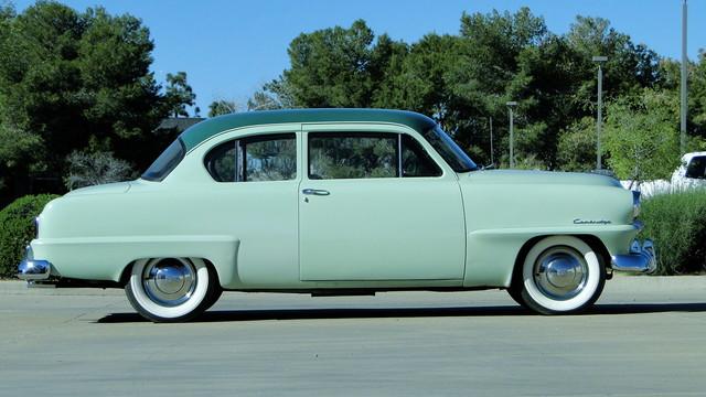 1953 Plymouth CAMBRIDGE 2 DOOR COUPE CLUB COUPE Phoenix, Arizona 21