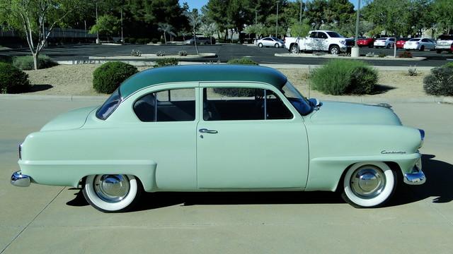 1953 Plymouth CAMBRIDGE 2 DOOR COUPE CLUB COUPE Phoenix, Arizona 13