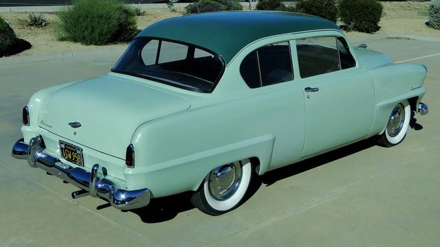 1953 Plymouth CAMBRIDGE 2 DOOR COUPE CLUB COUPE Phoenix, Arizona 17