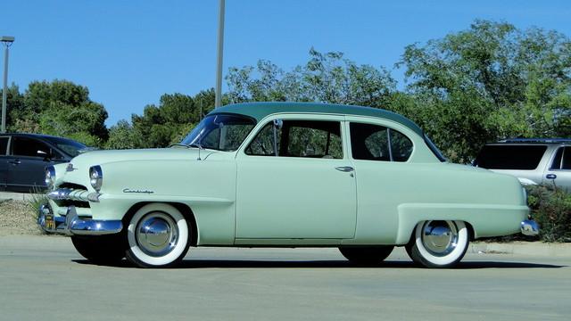 1953 Plymouth CAMBRIDGE 2 DOOR COUPE CLUB COUPE Phoenix, Arizona 20