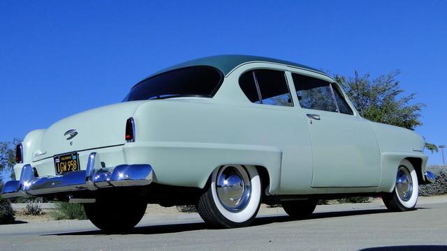 1953 Plymouth CAMBRIDGE 2 DOOR COUPE CLUB COUPE Phoenix, Arizona 9