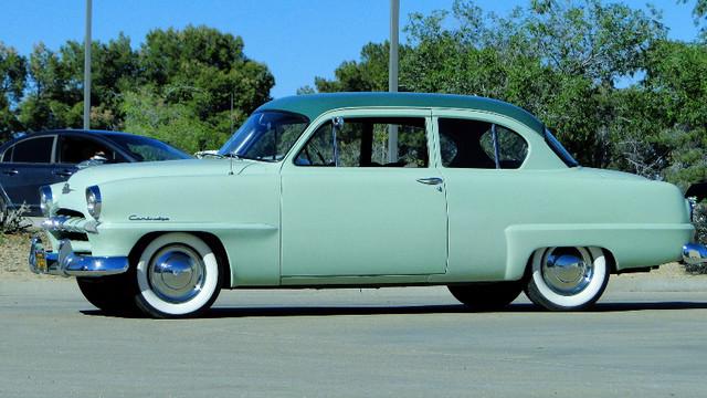 1953 Plymouth CAMBRIDGE 2 DOOR COUPE CLUB COUPE Phoenix, Arizona 0