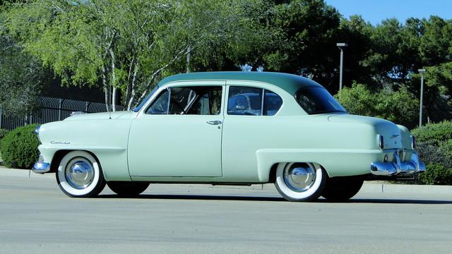 1953 Plymouth CAMBRIDGE 2 DOOR COUPE CLUB COUPE Phoenix, Arizona 23