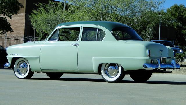 1953 Plymouth CAMBRIDGE 2 DOOR COUPE CLUB COUPE Phoenix, Arizona 22