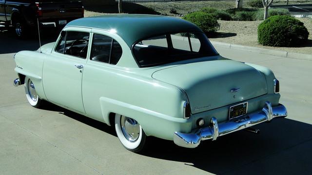 1953 Plymouth CAMBRIDGE 2 DOOR COUPE CLUB COUPE Phoenix, Arizona 16
