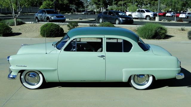 1953 Plymouth CAMBRIDGE 2 DOOR COUPE CLUB COUPE Phoenix, Arizona 8
