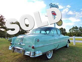 1953 Pontiac CHIEFTAN 4 DOOR RedLineMuscleCars.com, Oklahoma