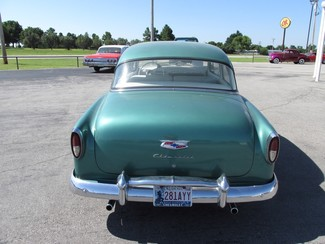 1954 Chevrolet 2 DOOR COUPE Blanchard, Oklahoma 17