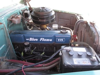 1954 Chevrolet 2 DOOR COUPE Blanchard, Oklahoma 5